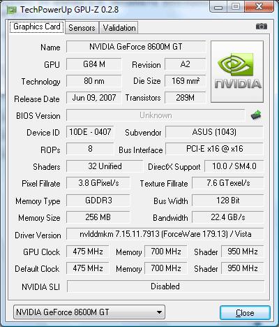 GPU-Z - Info-Tool für Grafikkarten und GPUs